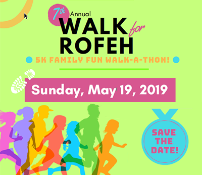 Walk for ROFEH 2019